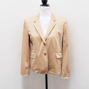 J.CREW Khaki Jacket